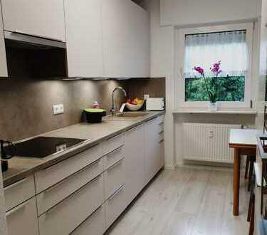 Moderne 3 Zimmerwohnung mit Balkon & Garage in Seeheim-Jugenheim !