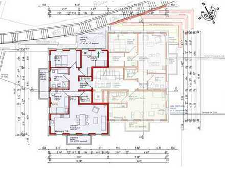 Wohnung in Südwestlage mit Terrasse und 2 Balkonen (10W)