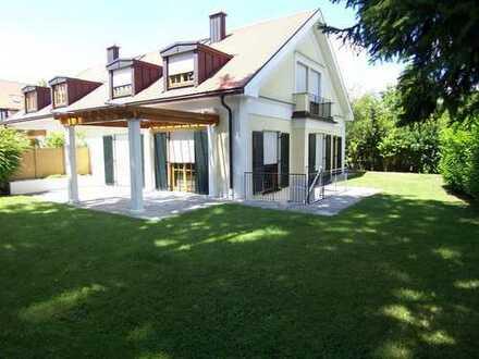 Elegante Villa- Doppelhaushälfte in Großhadern- mit Einliegerwohnung-5 Schlafzimmer