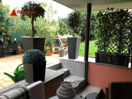 Exclusive 3-Zimmer-Terrassen-Wohnung mit Garten