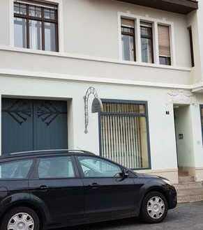 gepflegte 4-Raum-Wohnung in Innenstadtnähe mit Balkon und Gartennutzung