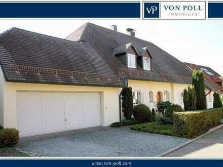 Geschmack und Stil sind hier Zuhause! Elegante Villa in ruhiger Wohngegend! 360°-Panoramarundgang