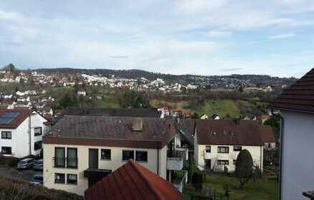 Erstbezug nach Sanierung: schöne 4,5-Zimmer-Wohnung mit EBK und Dachterrasse in Esslingen-Sulzgries