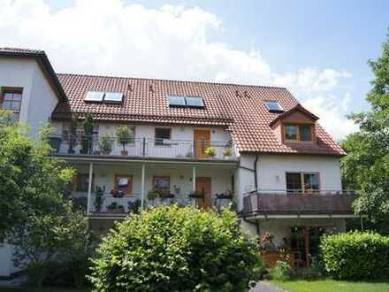Gemütliche Maisonette Wohnung in sonniger Lage - südlich von Jena