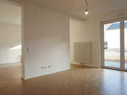 Erstbezug! Großzügige 2-Zimmer-Wohnung in Vahrenwald mit Terrasse