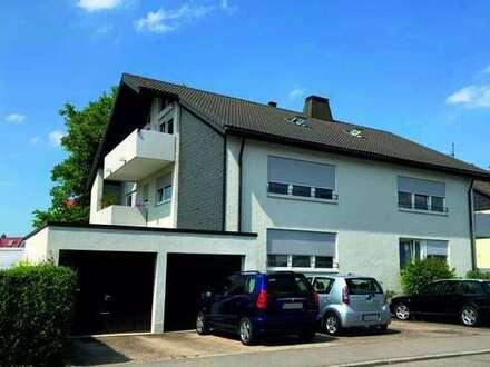 Darmsheim - 4 Zimmer Wohnung in direkter Nähe zum Aibachgrund
