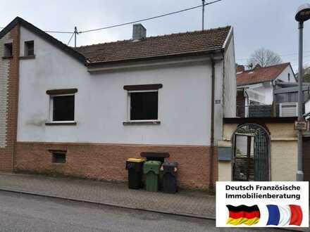 Gemütliches Einfamilienhaus in Dudweiler