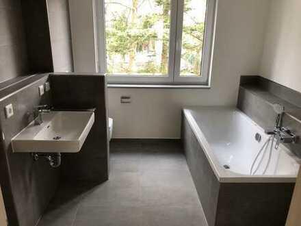Erstbezug mit Einbauküche und Balkon (Süd-West-Ausrichtung): exklusive 3-Zimmer-Wohnung in Nürnberg