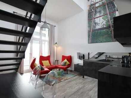 Luxusstudio in Pasing - top ausgestattet und möbliert