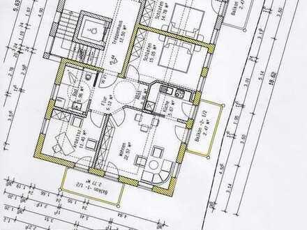 Helle 3-Zimmer-Wohnung mit Balkon und EBK in Markt Schwaben