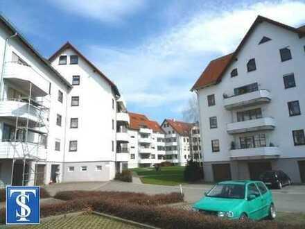 Zwangsversteigerung! Bezugsfreie 2-Zimmer-ETW mit Stellplatz in toller Wohnanlage in Sankt Egidien
