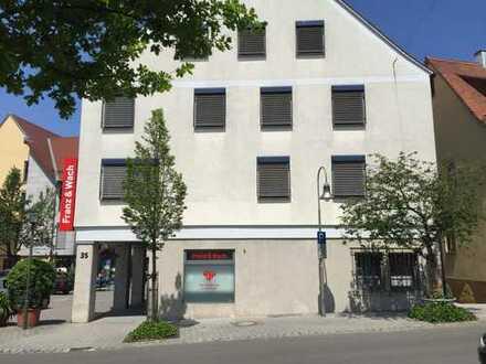 Schöne 4-Zimmer-Wohnung in Crailsheim- Stadtmitte