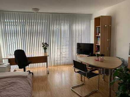 Schöne 1-Zimmer Wohnung für Studenten am Eselsberg/Ulm