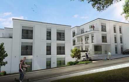 Exklusive Penthouse-Wohnung mit Rhein-Ebenen-Blick - PROVISIONSFREI
