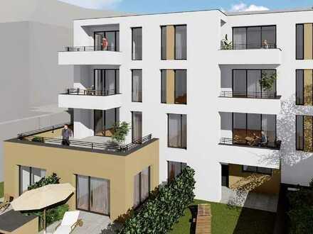 Moderne Wohnung in begehrter Innenhof Lage