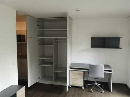 Gehobene, möblierte 1 Zi-Apartments nur für Studenten