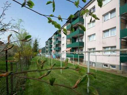 3-Raum-Wohnung mit Balkon in Damgarten