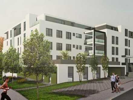 WOHNEN AM PARK - Wohnung mit Privatgarten und großer Sonnenterrasse!