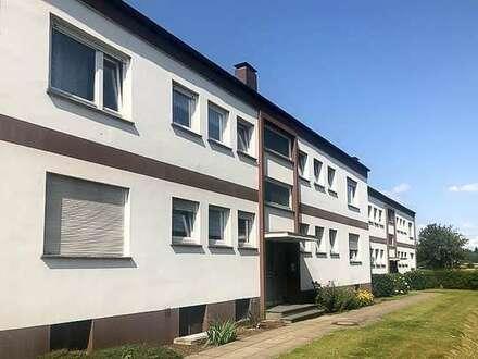 3-Zimmer Erdgeschosswohnung mit Balkon in Bielefeld-Milse