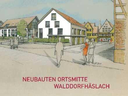 Neubauten Ortsmitte Walddorfhäslach Haus B Wohnung 8