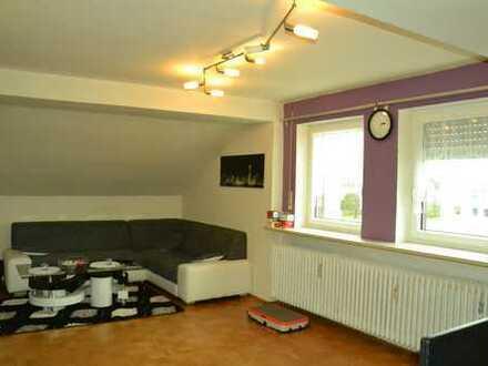 2-Zimmer-Dachgeschoßwohnung im Herzen von Freilassing