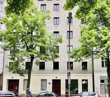 Gut geschnittene, praktische 2-Zimmer-Wohnung in Berlin-Kreuzberg mit EBK