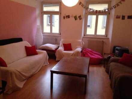 Zimmer in einer 4-Wg, zentral und direkt am Main