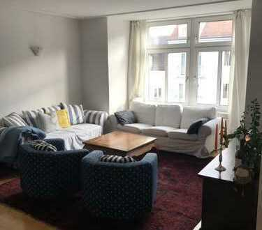 Helle 3-Zimmer Wohnung Ludwigsvorstadt-Isarvorstadt