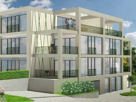 hoher Wohnkomfort - ruhiges Wohnumfeld ansprechende, kleine Wohnanlage in Planung