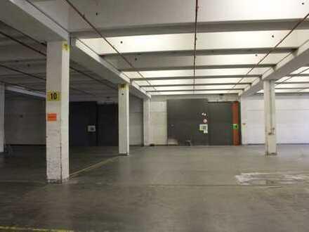 Logistikimmobilie ab 1000 m2 zentral an der A40 gelegen - auch für Gefahrgut geeignet