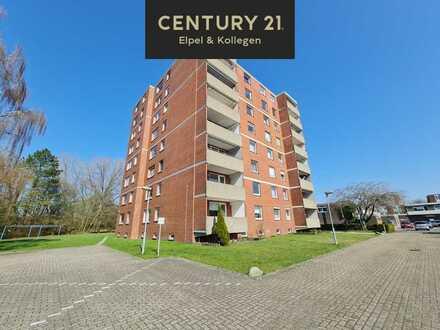 Beliebte Wohnlage Wiesenhof! 3 Zimmer mit Balkon und tollem Ausblick!