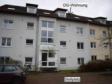 2 Zi.- Eigentumswohnung im Dachgeschoss in Kleinmachnow