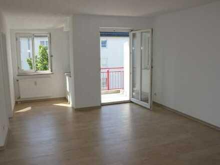 ++ vermietete Eigentumswohnung in Reusa mit Balkon und Tiefgaragenstellplatz ++