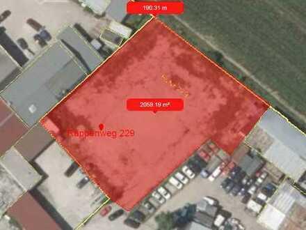 2060 m² Lagerfläche in München, Trudering zu vermieten