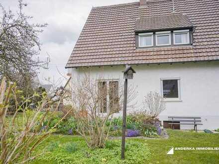 Einfamilienhaus mit Traumgrundstück in Burgau!