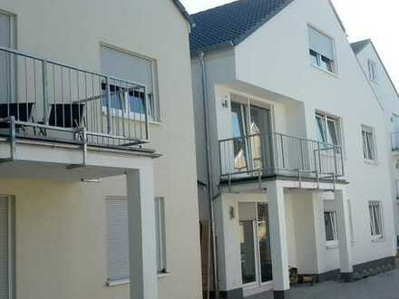 Neubau Erstbezug! Großzügige Wohnung mit Balkon