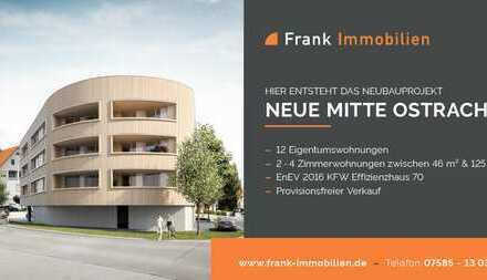 Neue Mitte Ostrach / Wohnung 1