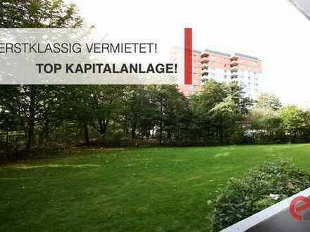 TOP KAPITALANLAGE! HELL, GROß UND MODERNISIERT - 3 ZIMMER WOHNUNG IN HORN/BILLSTEDT