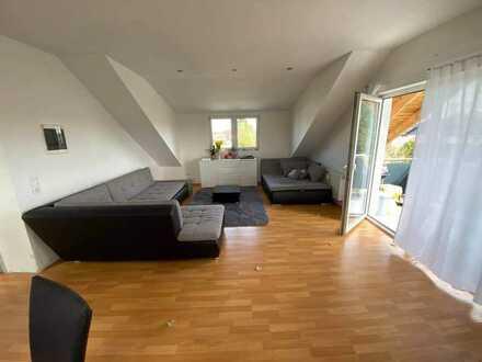 Ansprechende 1-Zimmer-Wohnung mit Balkon in Dieburg