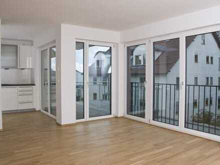 Lichtdurchflutete 3-Zimmer-Wohnung mit sonnigem Balkon in ruhiger Umgebung