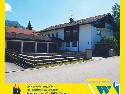 3-Zimmer-Erdgeschosswohnung mit Südterrasse im Dorf der Königsschlösser
