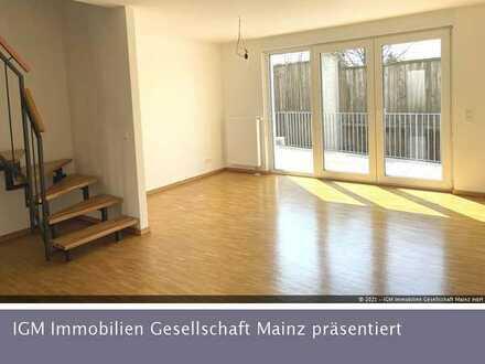 Elegantes 4-Zimmer Stadthaus in Mainz zur Miete - Neubau, Erstbezug