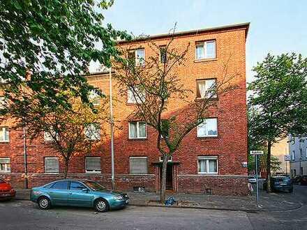 Leerstehende Eigentumswohnung, WE Nr. 9 im DG im Stadtteil Marxloh