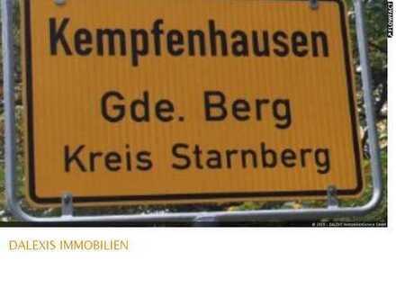 Kempfenhausen: Einfamilien-Villa in bester Wohnlage