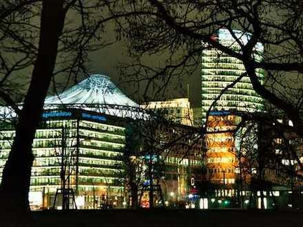 EINMALIG IN BERLIN!!! Gewerblicher Loft-Rohling mit Baugenehmigung nahe Potsdamer Platz!