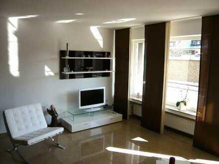 Luxuriöses, teilmöbliertes Appartement mit Balkon in Citylage!