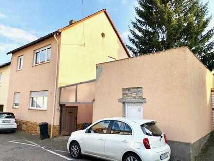 Gelegenheit ! Einfamilienhaus mit Potential in Mannheim - Feudenheim zu verkaufen