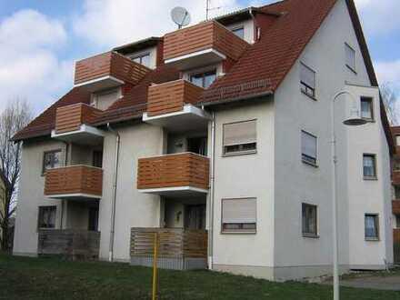 Schöne 2-Raum-Wohnung in ruhiger Lage