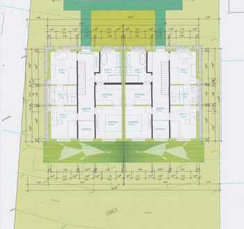 Ausblick zählt - Baupartner für projektierte DHH in bester Lage mit außergewohnlichen Design gesucht