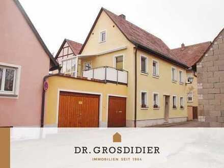 Dr. Grosdidier: Günstiges 7-Zi.-EFH in der Altstadt! Nachlass-Verkauf!